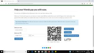 QR Code Generator UPI ID QR code Generator