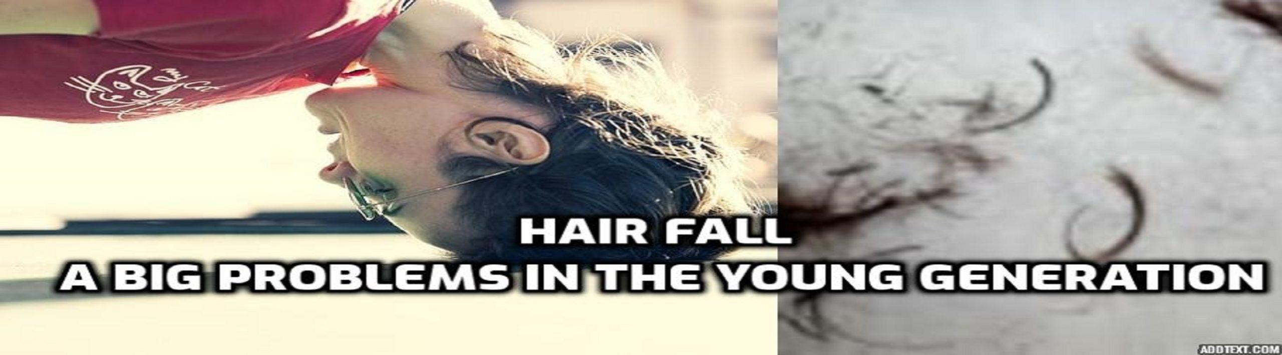 sudden hair fall/anti hair loss solution