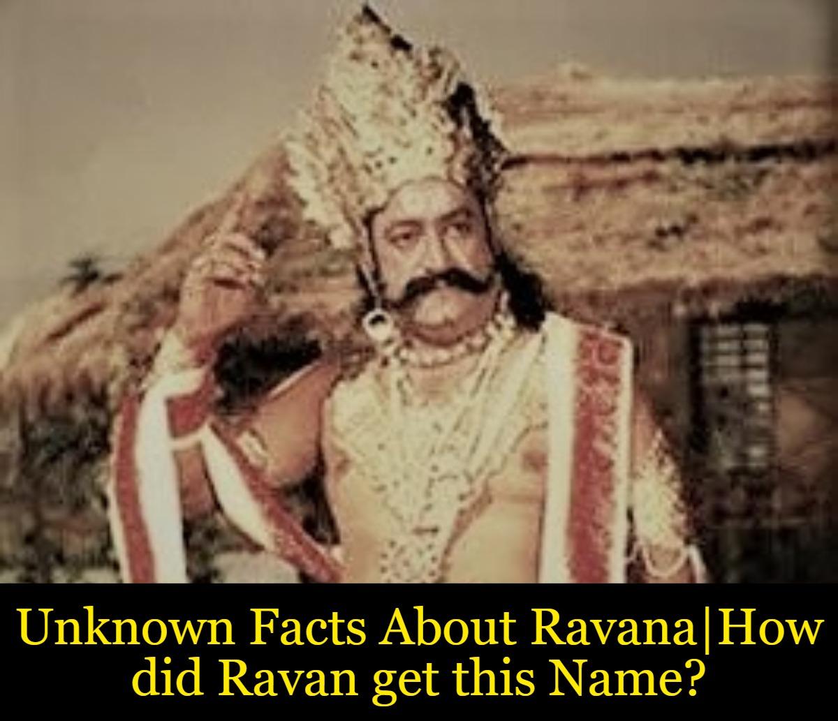 Ravan_dahan_,Dashara_vijyadashmi_navratri, unknown facts about ravana