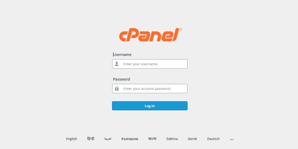 cPanel me WordPress kaise install kare